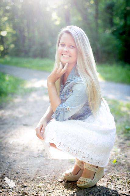 Christin's Senior Portraits - Colchester, CT