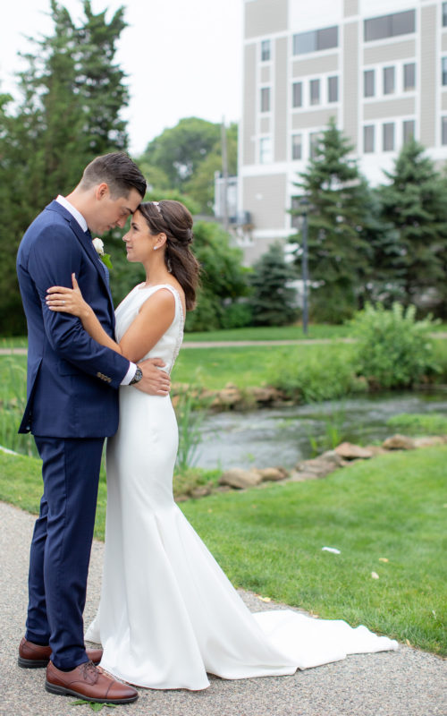 Cape Cod Backyard Wedding