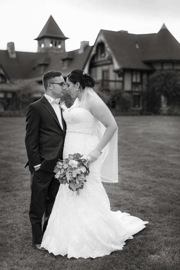 Saint Clements Castle & Marina Portland Connecticut Wedding